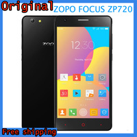 Zopo Original 5.3 Inch Zopo Focus Zp720 Cell Phones IPS 4G FDD LTE MTK6732 Quard Core 16GB ROM 13MP Dual Camera OTG Wifi Dispaly