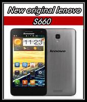 "Lenovo S660 4.7"" IPS MT6582 Quad Core 1.3GHz cell phone 1GB RAM 8GB Dual sim Dual camera 8.0MP"