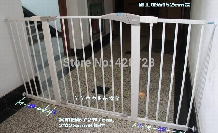 Lindam portão criança escada cerca soco bebê pet cerca Lindam portão de segurança(China (Mainland))