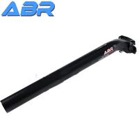 ABR Mountain Road Bike MTB Aluminum Seatpost Seat Post 31.6mm 350mm Black New