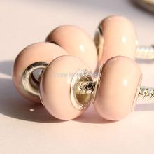 20pcs DIY Jewelry accessories big hole beads Acrylic bead apply to fit Pandora style charms bracelet