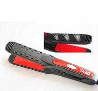 2015 New Ceramic Electronic hair straightener 220-240V Straightening Iron styling tools