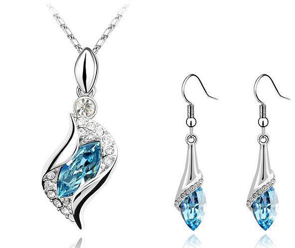Ювелирный набор Danbihuabi Fashion Jewelry ювелирный набор jimore 2015 whol women fashion jewelry