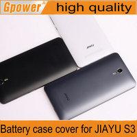 Original JIAYU S3 back cover case for JIAYU S3 Smartphone Jiayu S3 Case Phone Back Cover Battery Cover Multi Color