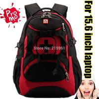 2015 new mochila 15.6 inch laptop backpack notebook backpack Computer backpacks 16' notebook bag travel scchool mochila feminina