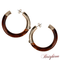 Antique Jewelry Gold/Silver Plated Brand Design Large Round Vintage Style Statement Women Charm Hoop Earrings