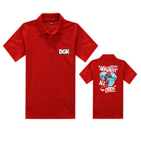 camisas polo ralph men casual cotton solid dgk polo shirt  Breathable summer Tee brand with high quality boy's short apparel