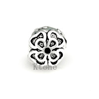 2 Pieces/lot ,2015 New Arrival 925 Silver Beads ,Flowers Safety Stopper Bead Fit pandora Charms Bracelets DIY Jewelry,SPB046