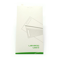 Original LEAGOO Lead 2 Film High quality Guard LCD Clear Front Screen Protector Film For Leagoo Lead 2 Cell phones