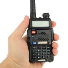 BAOFENG UV-5R Professional Dual Band Transceiver FM Two Way Radio Walkie Talkie Transmitter 128 Channels MAX range: 10KM