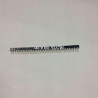 Free Shipping 100Pcs 2x40Pin 2.00x2.8mm ROUND Female  header   Straight Plating:Tin