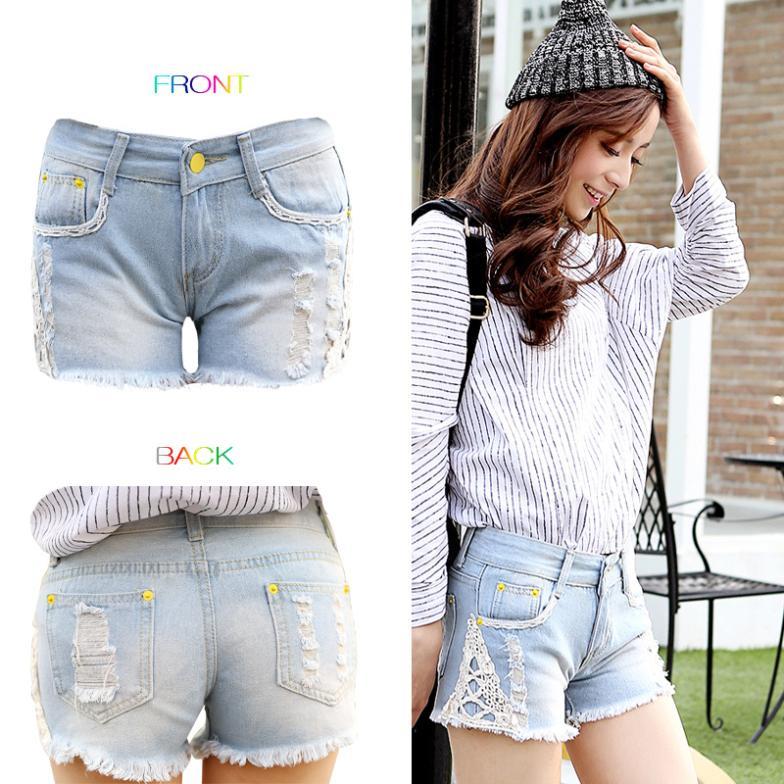 Женские джинсы Women Jeans DK ] 2015 #0165