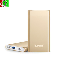 Teclast Power Bank T100M-G 10000mAh Powerbank 5V 2.1A Portable Rechargeable Dual USB External Battery Charger For iPhone