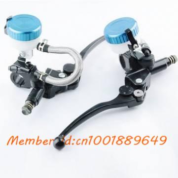Motorcycle Brake Pump Brake Master Cylinder Figure for honda Kawasaki Yamaha Suzuki 7/8Inch 22mm(China (Mainland))