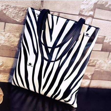 Zebra Totes 9