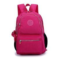 Oxford waterproof nylon canvas bag computer Mochilas Bolsas Estojo Grande Escolar Bags Backpack School Bag Monkey Bag Macaco