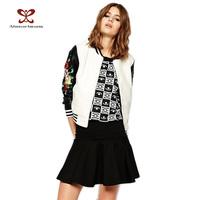 Женская одежда из кожи и замши A Forever Fairness 2015 nc/389 NC-389