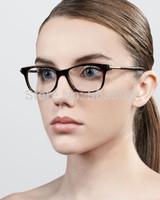 eyeglasses frame TF 5237 women and men optical glasses frame black oculos de grau