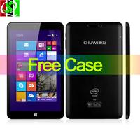 8 inch Chuwi Vi8 Dual Boot Intel Z3735F Quad Core Tablet PC 2GB 32GB Windows 8.1 & Android 4.4 Blueeoth4.0 Video 4K