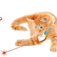Cat laser pointer Cat toy,laser toy,collar for cats