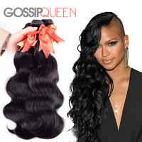 Queen hair products 6a unprocessed virgin hair mongolian body wave 3 pcs lot free shipping cheap human hair 100g bundles