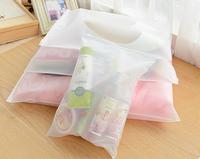 Flowers travel storage bag sorting bags waterproof clothing storage bag
