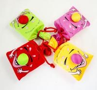 10pcs/lot Funny toys creative music ha ha laugh bag April Fool's Day Halloween gift