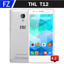 Pre-order THL T12 THLT12 4.5″ HD MTK6592M 8 Octa Core Android 4.4 3G Mobile Phones 8MP CAM 1GB RAM 8GB ROM OTG Smartphone