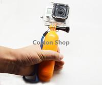 Bobber Floating Handle Antislip Wrist Strap For GoPro HD Hero 4 3+ 3 2 / SJ4000/SJ5000