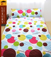 100% cotton duvet cover set bedding sets in multi twin full queen king size #40-1