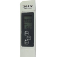 New 3 in 1 Digital LCD Water Quality Purity Tester EC TDS Temperature Meter