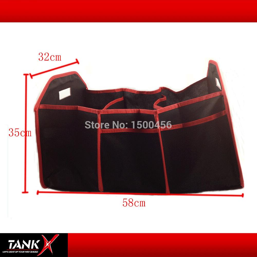 Встраеваемый багажник Tankx 1
