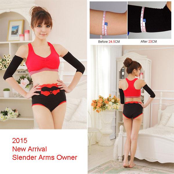 Корректирующий женский топ Brand New 1 CX871772 slim Arm