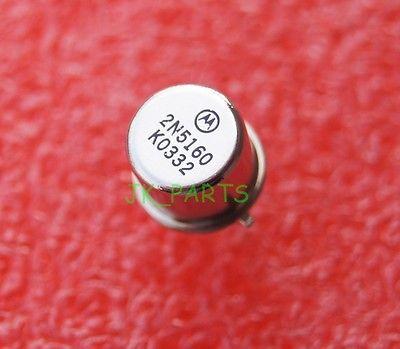Free Shipping!!10pcs 2N5160 PNP Silicon RF Power Transistors(China (Mainland))