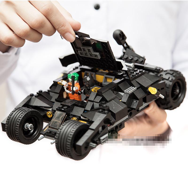 Dc bausteine wunder gesetzt minifiguren spielzeug kompatibel mit lego
