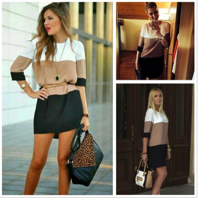 Женское платье Jesse Fashion 2015 3 vestidos 9230 WF-9230\WCF