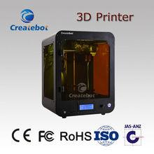 Createbot MAX double extruder einstart 3d printer / personal 3d printer 3d multifunction printer projet 3d printer