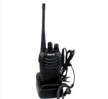 2 pcs Retevis H-777 Walkie Talkie OEM for Baofeng UHF 5W Handled Portable Radio BF-888S with free earphone A9105A Eshow