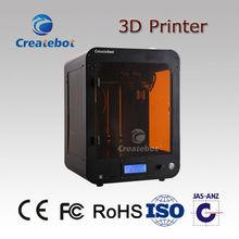Createbot MAX dual extruder 3d printer supplies full color 3d printer
