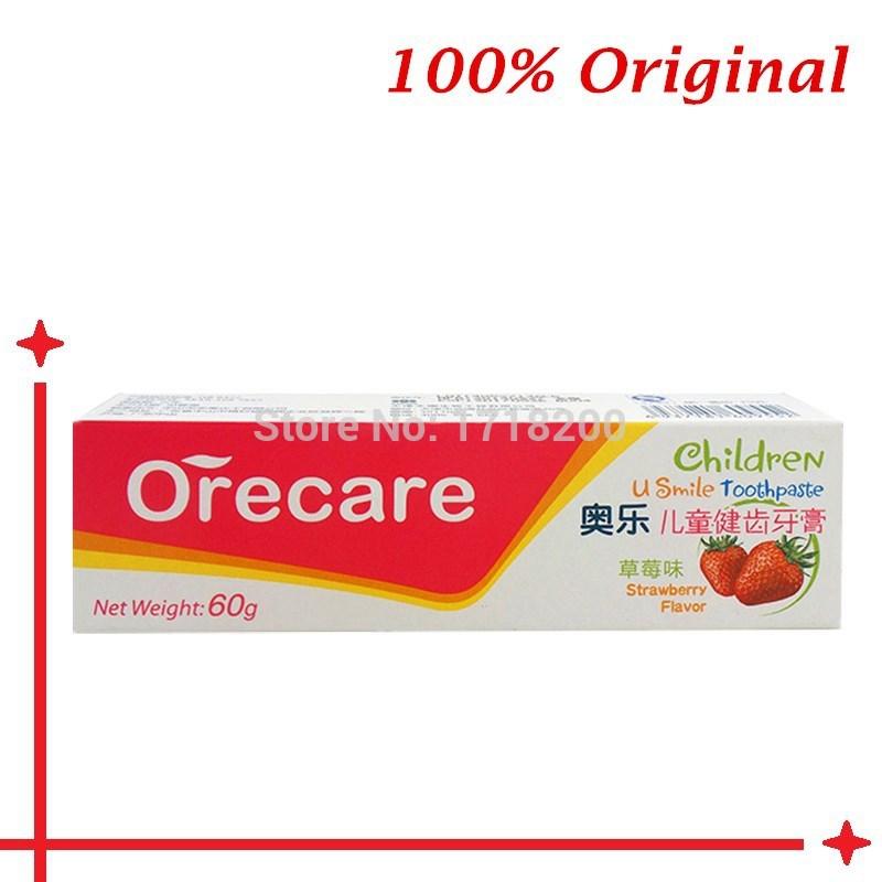 Зубная паста для детей Orecare 2 . herbs child heathy toothpaste tien 2 pcs orecare toothpaste contains extracts of chinese medicinal herbs orecare chinese herbal toothpaste