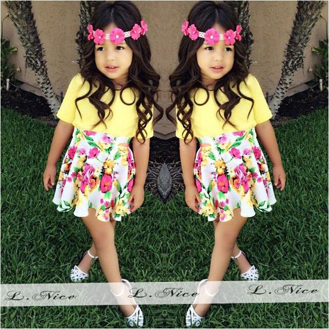 Комплект одежды для девочек Little Miss ! 2015 + Baby TZFK150408019 платье для девочек little miss 2015 frbic 80 120 tzfk