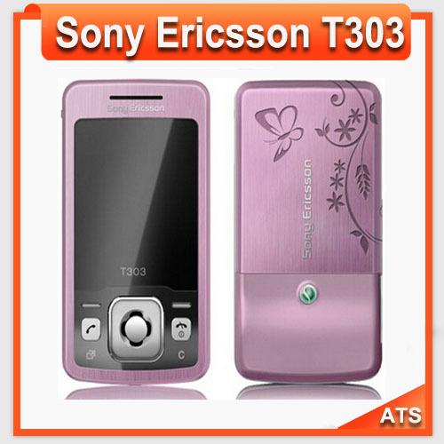 Мобильный телефон T303 Sony Ericsson T303 Bluetooth 1.8' 1.3MP телефон в екатеринбурге sony ericsson pley в екатеринбурге