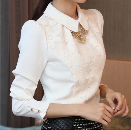 Женские блузки и Рубашки Moet&She 2015 Blusas Femininas T53305 женские блузки и рубашки summer blouse blusas femininas 2015 roupas s