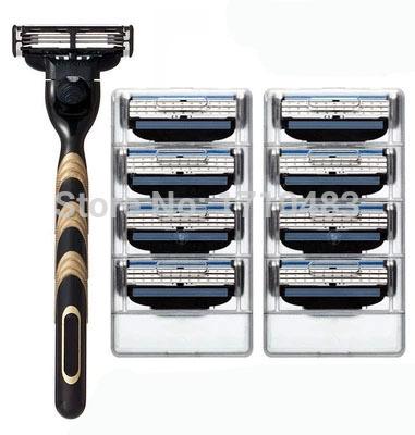 цены Бритвенное лезвие OEM 9pcs/3 , RU & Razor Blades for men