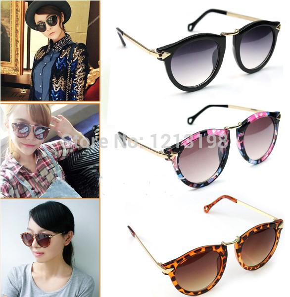 new brand design woman illesteva sunglasses 860 ray sun glasses oculo the sun female(China (Mainland))