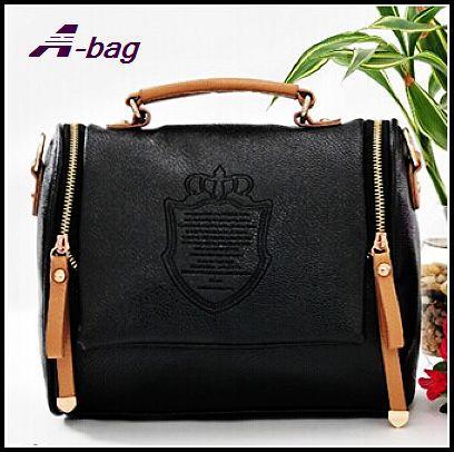 2015 Hot sale fashion cover style women tote bag pu leather bag small size messenger bag ladies handbag shoulder bags MW033(China (Mainland))