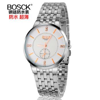 2015 новый роскошный мода водонепроницаемые часы мужские свободного покроя подарок Lanmark часы бесплатная доставка