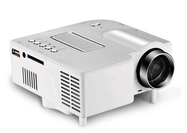 2015 Hot Sale HD 1080P Mini LED Digital Video Game Projectors Multimedia Player Inputs AV VGA USB SD HDMI Free shipping(China (Mainland))