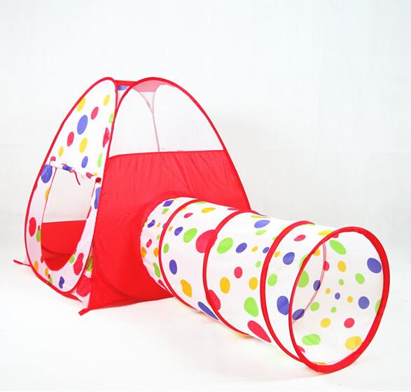 Best Selling grátis frete ao ar livre Ultralarge crianças design do túnel tenda bebê Toy Play Game crianças tendas ao ar livre(China (Mainland))