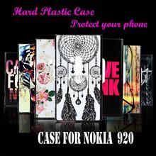 Case Cover For Nokia Lumia 920 Fashion Brand Original Dreamcatcher Skin Durable Hard Plastic Brand New Mobile Phone Case